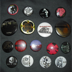Silber Button Collection