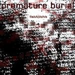 Premature Burial - Factions